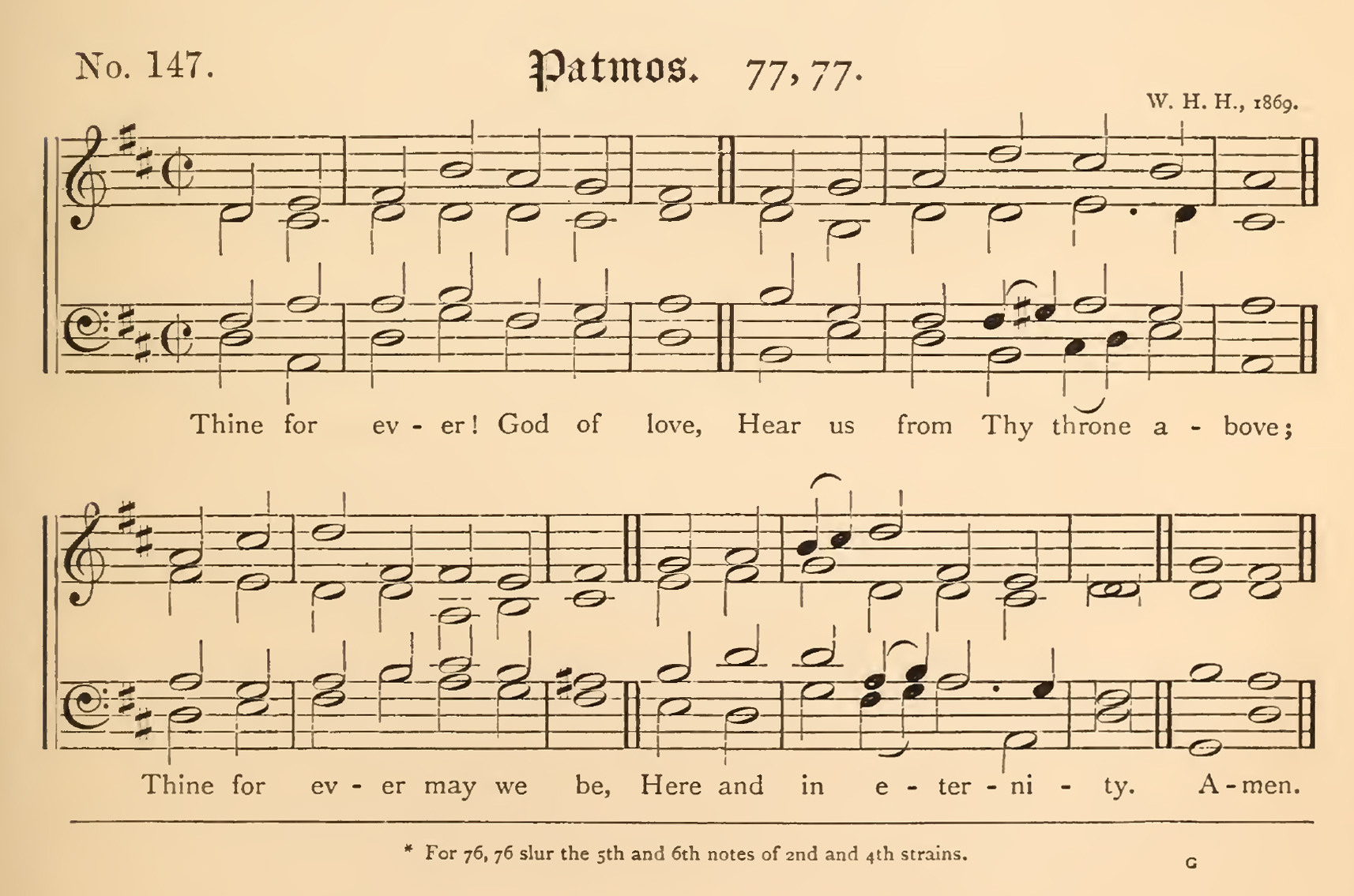 Fig. 3.   Havergal's   Psalmody and Century of Chants  (London, 1871).