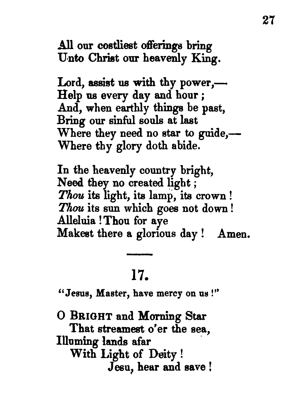Fig. 1.   Hymns of Love and Joy  (Bristol: H&T Lane, 1859).