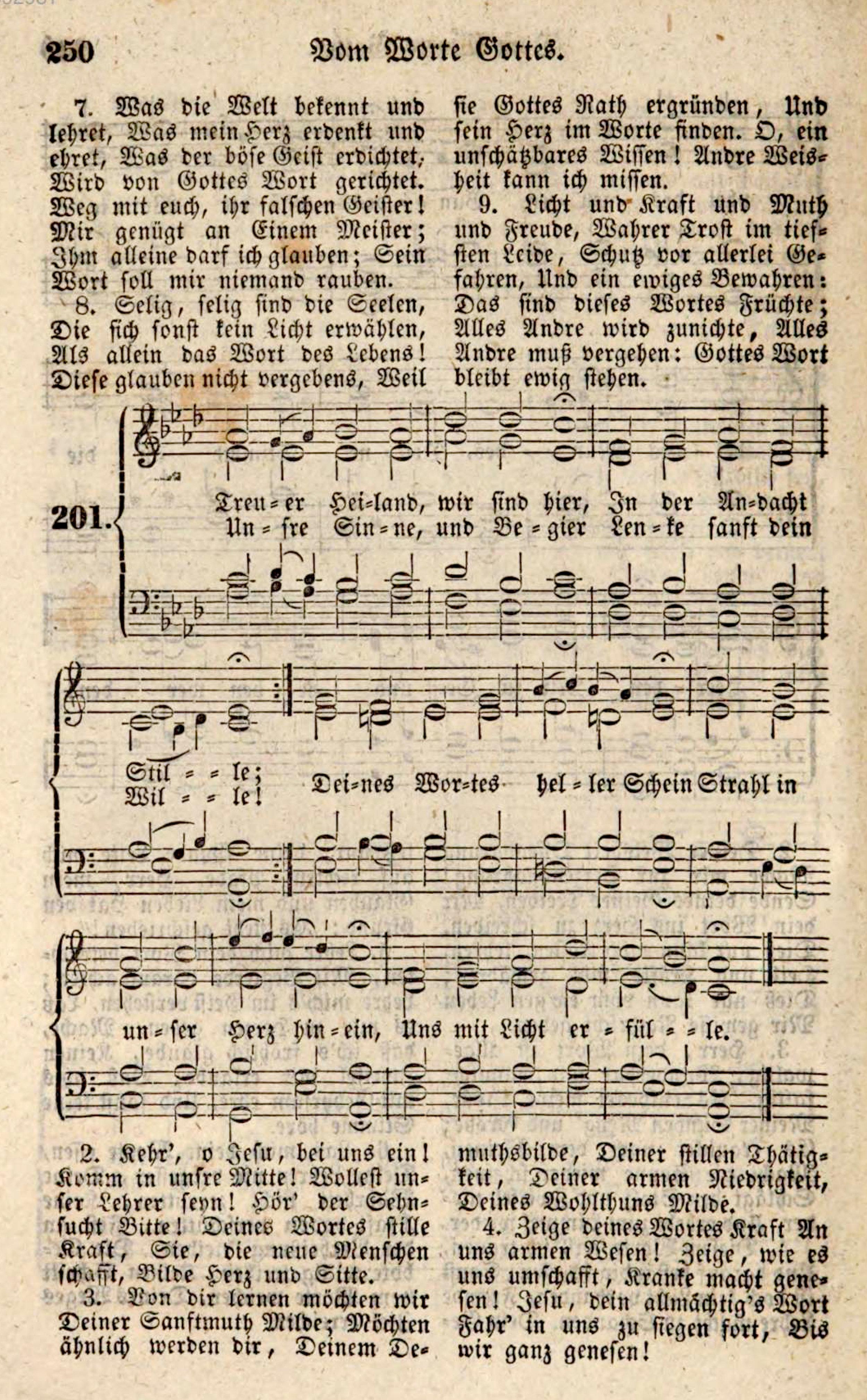 Fig. 3.   Stimmen aus dem Reiche Gottes  (Stuttgart, 1838).