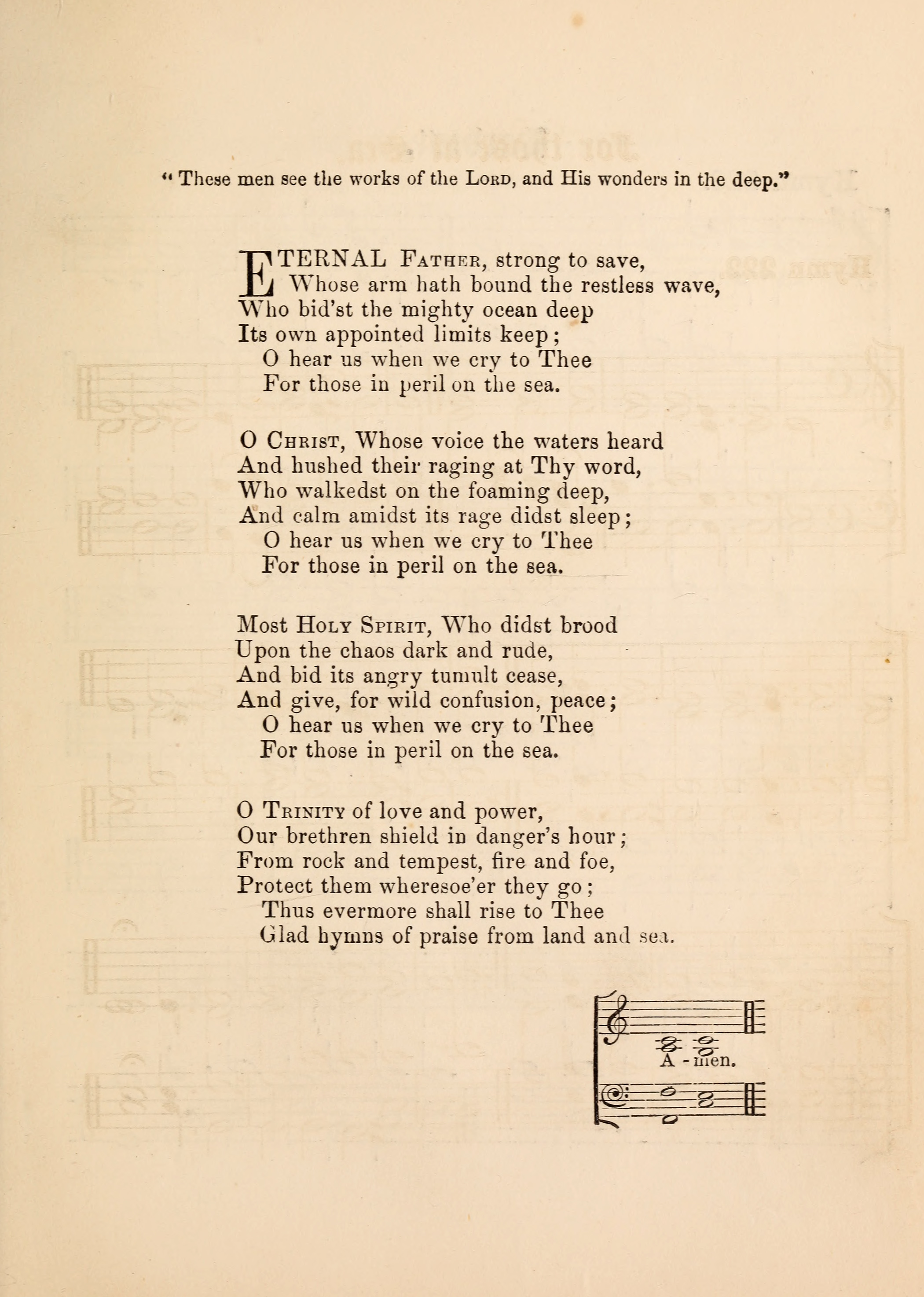 Fig. 1.   Hymns Ancient & Modern  (London: Novello, 1861).