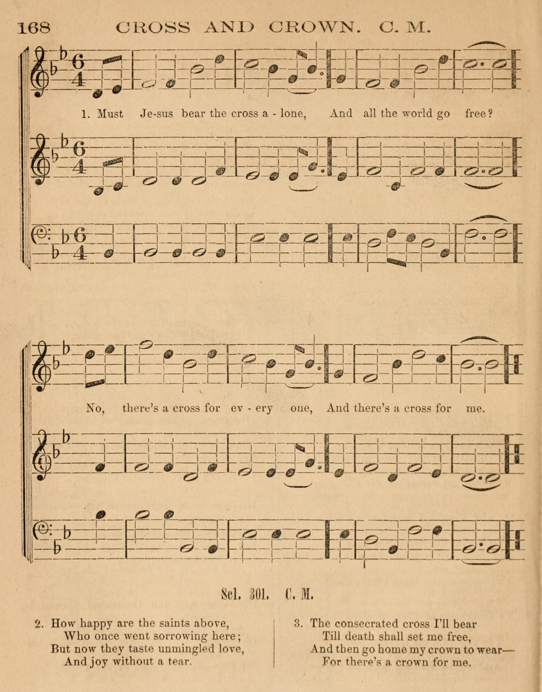Fig. 3.   Church Music  (Rochester: E. Darrow & Brother, 1855).