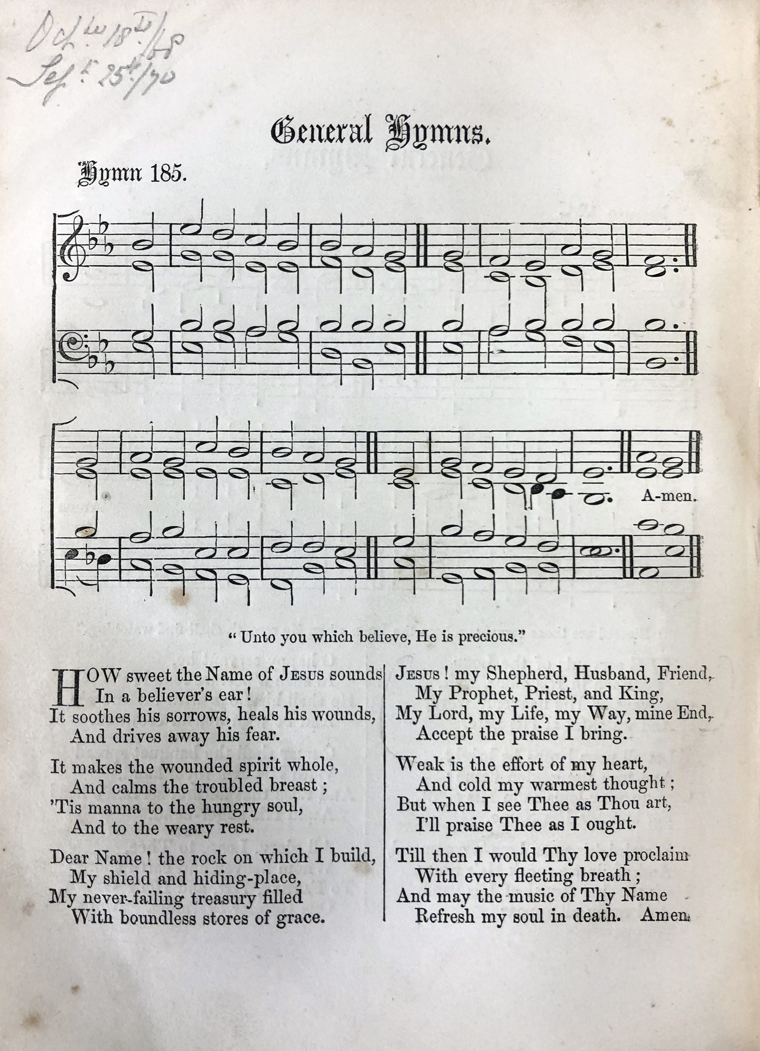 Fig. 4.   Hymns Ancient & Modern  (London: Novello, 1861).