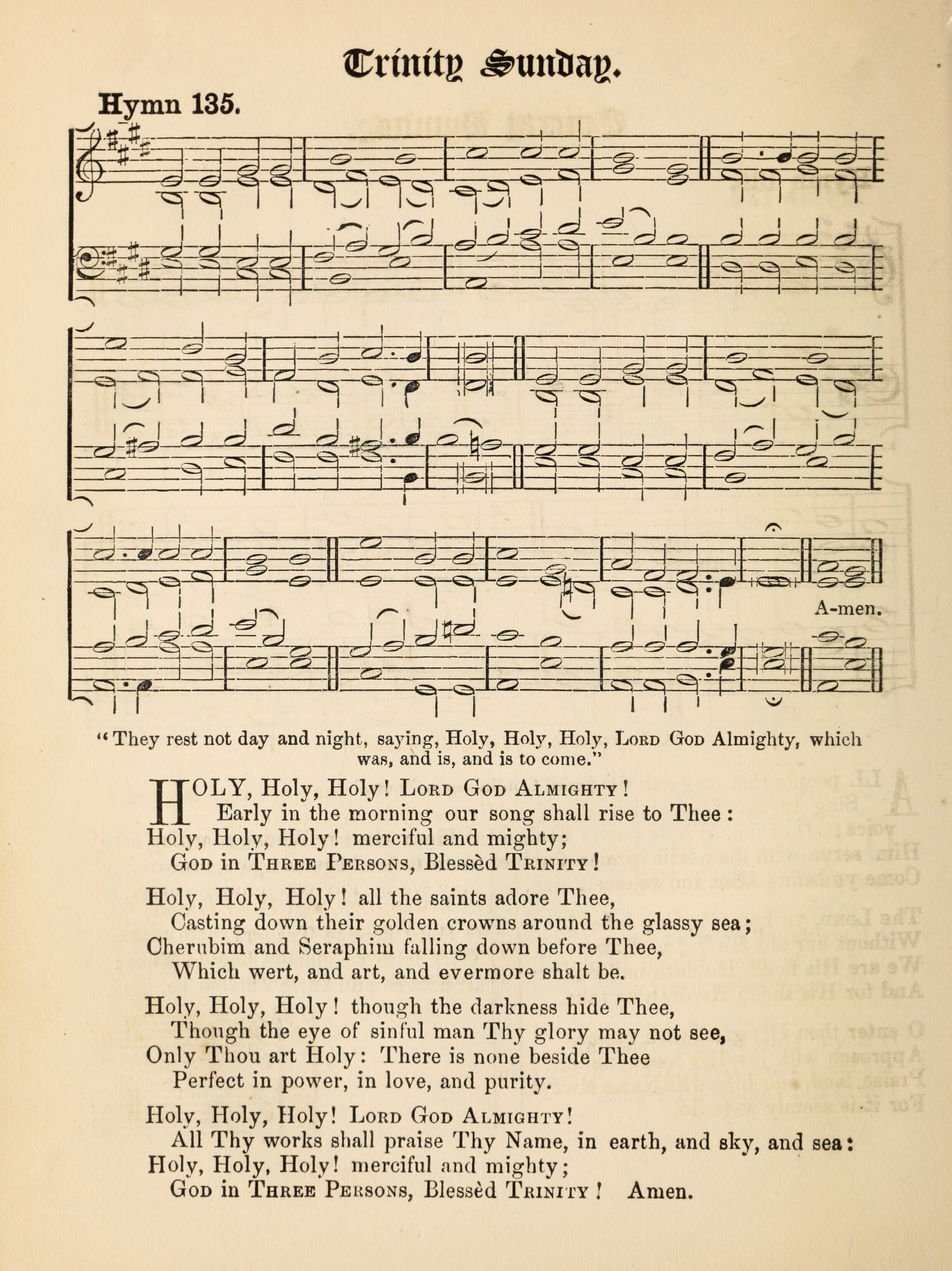 Fig. 3.   Hymns Ancient & Modern  (London: Novello, 1861).