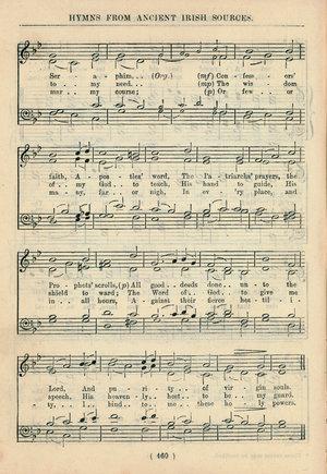 Irish Hymns Sheet Music