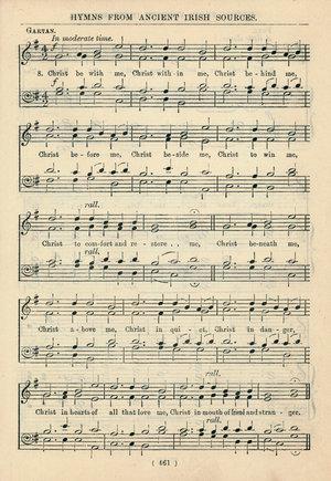 Patrick's Hymn — Hymnology Archive
