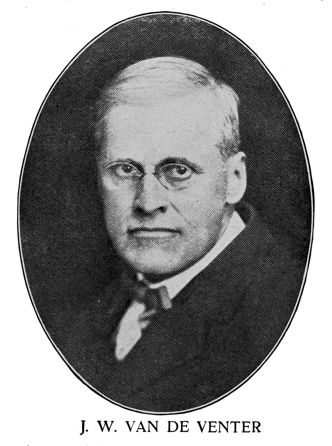 J.W. Van DeVenter , in  The Singers and Their Songs: Sketches of Living Gospel Hymn Writers  (1916), p. 29.