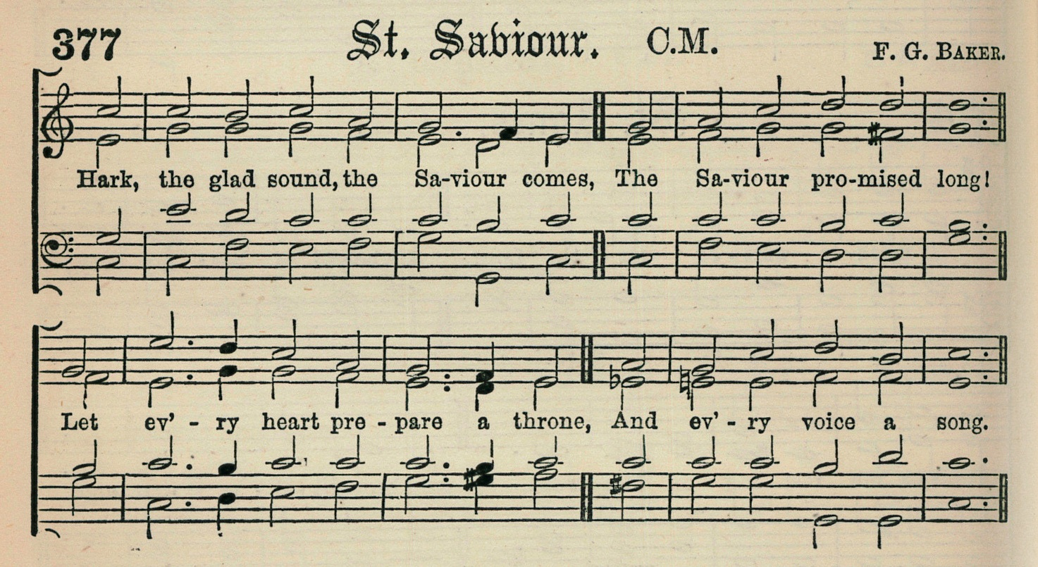 Fig. 7.   Bristol Tune Book , Second Series (London: Novello, Ewer & Co., 1876).
