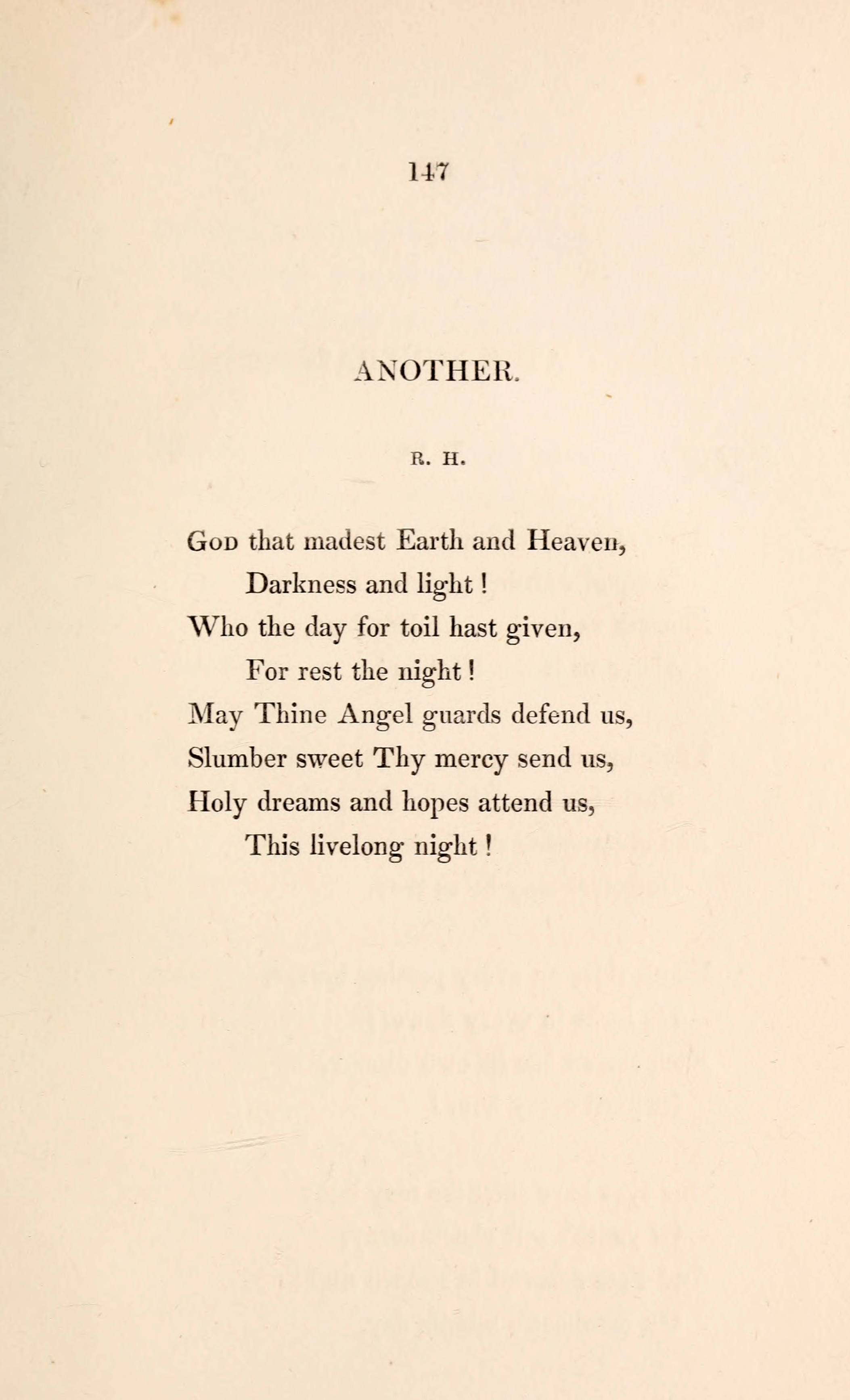Fig. 4.   Hymns Written and Adapted to the Weekly Church Service of the Year  (London: John Murray, 1827).