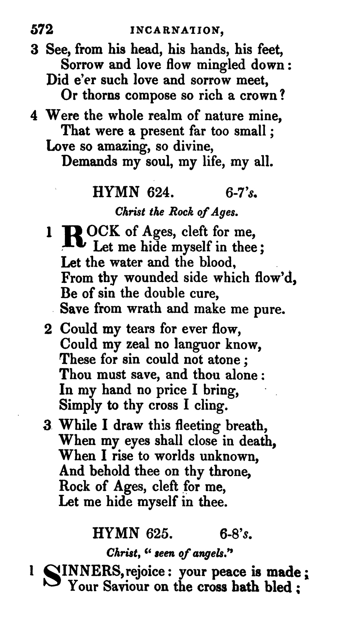 Fig. 6.   A Collection of Hymns for the Use of the People Called Methodists, with Supplement  (London: John Mason, 1830).
