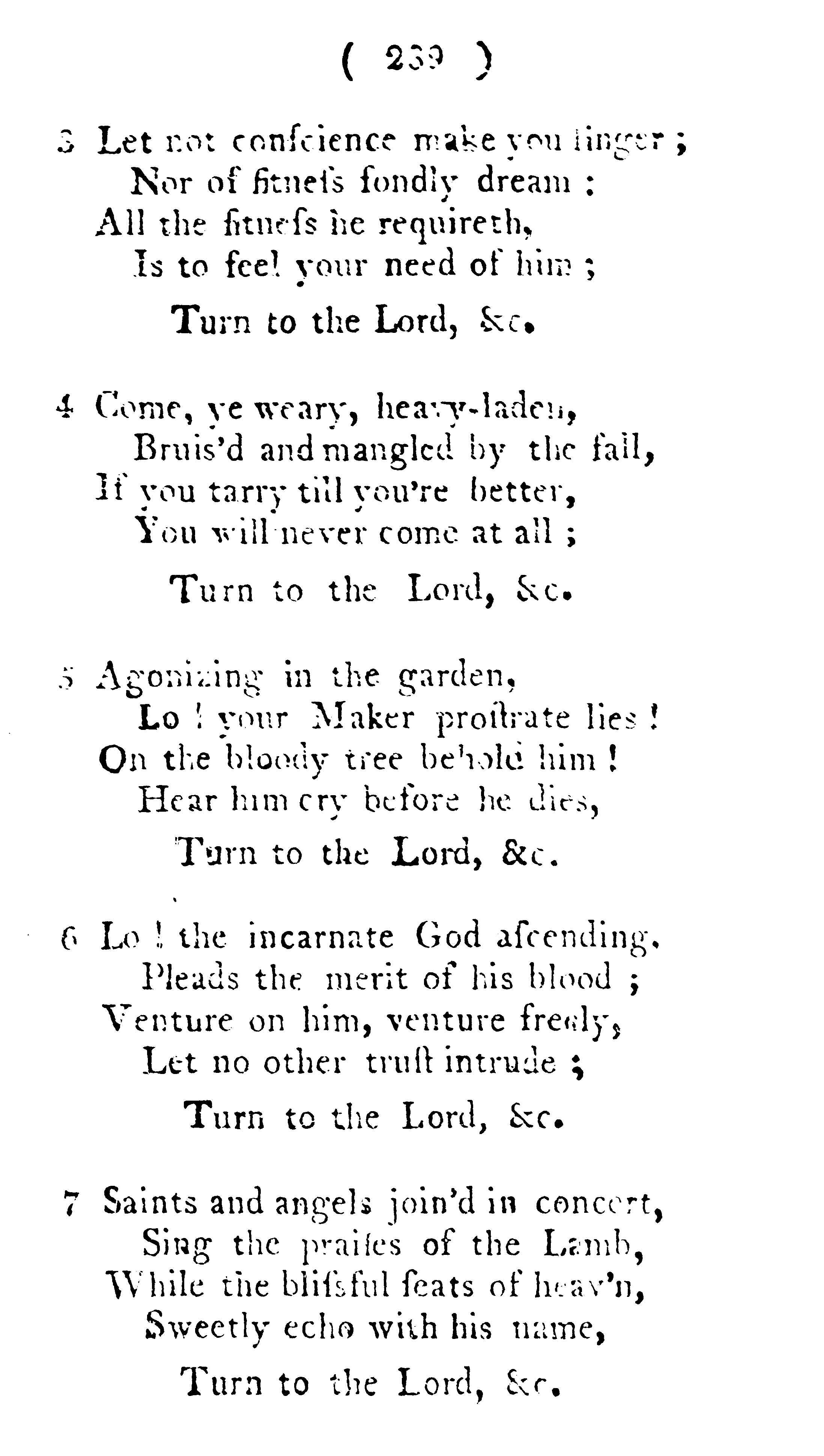 Fig. 7.   Hymns and Spiritual Songs for the Use of Christians  (Baltimore: Samuel Sower, 1802).