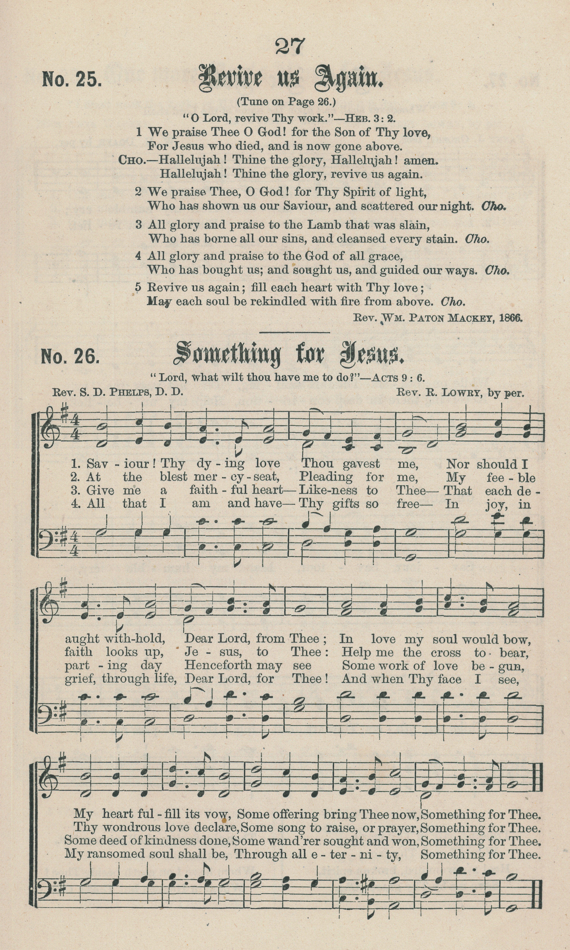 Fig. 7.   Gospel Hymns and Sacred Songs  (NY: Biglow & Main, 1875).