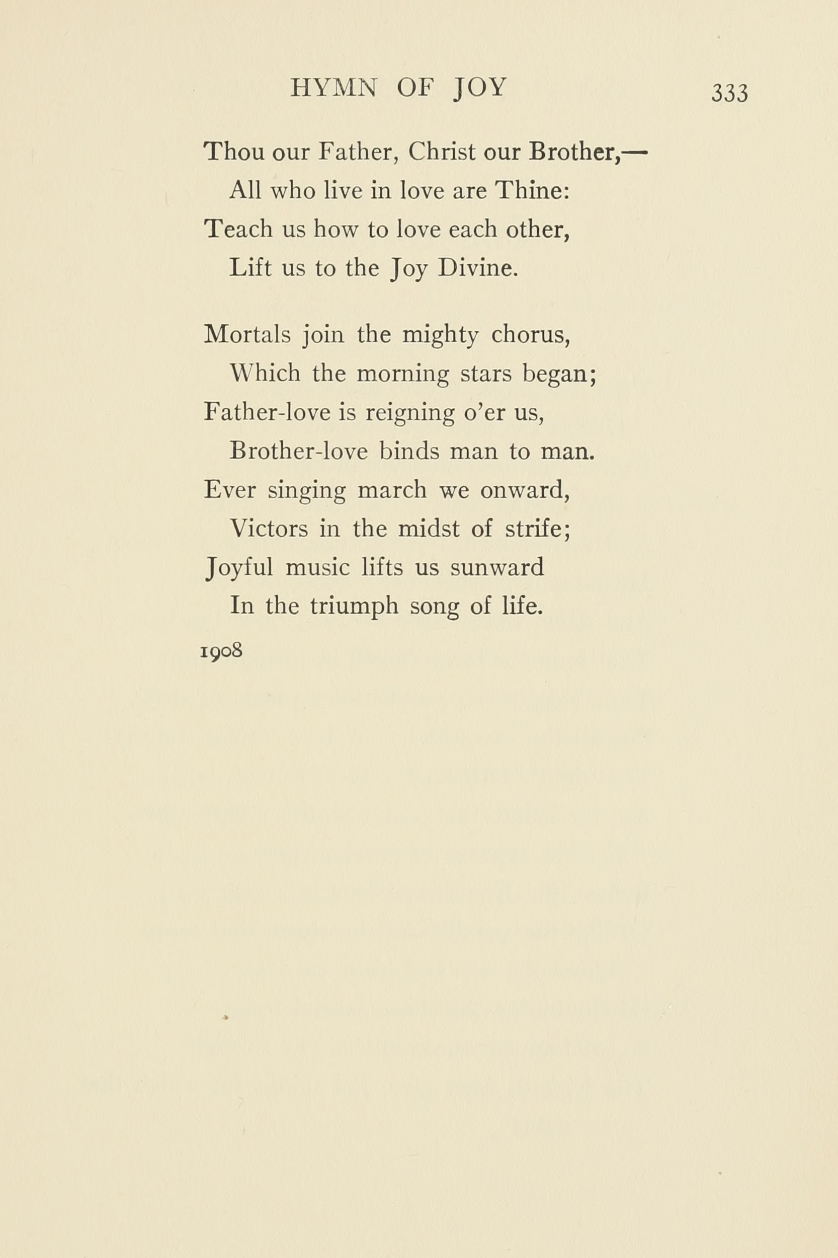 Fig. 3.   The Poems of Henry Van Dyke  (NY: Charles Scribner's Sons, 1911).