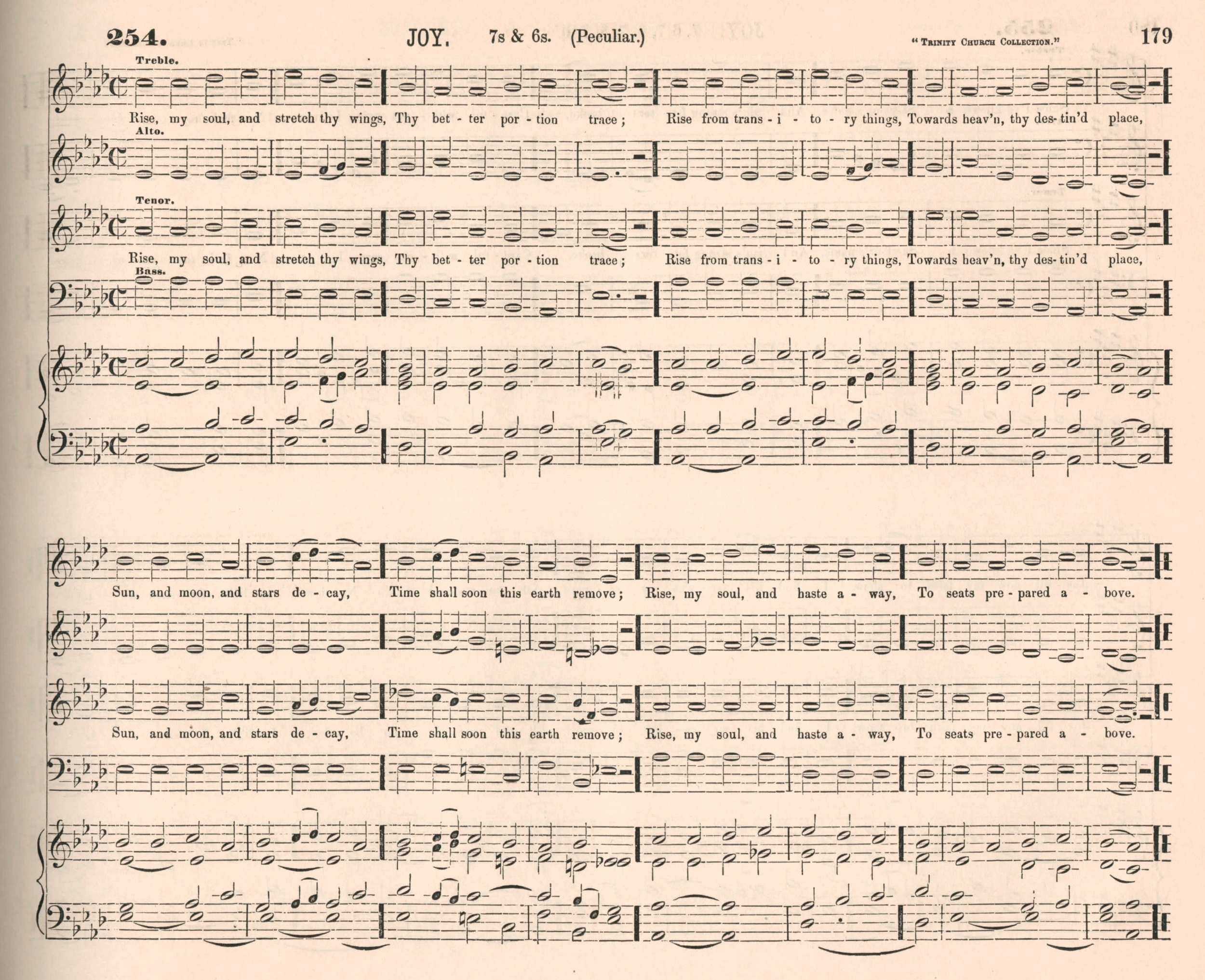 Fig. 6a.   The Trinity Collection of Church Music  (Boston: Oliver Ditson, 1864).