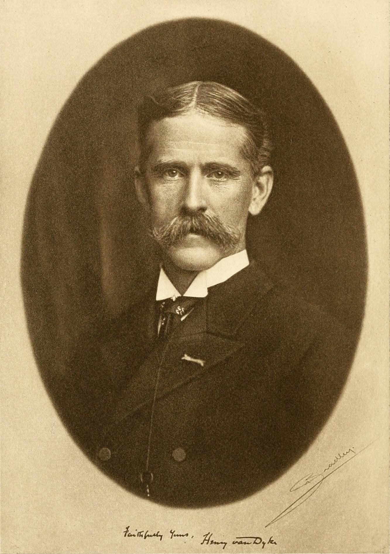 Henry Van Dyke , in  Poems of Henry Van Dyke  (1911).