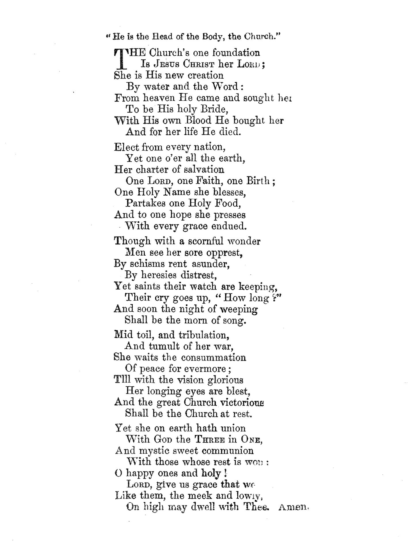 Fig. 2.   Hymns Ancient & Modern, with Appendix  (London: William Clowes & Sons, 1868).