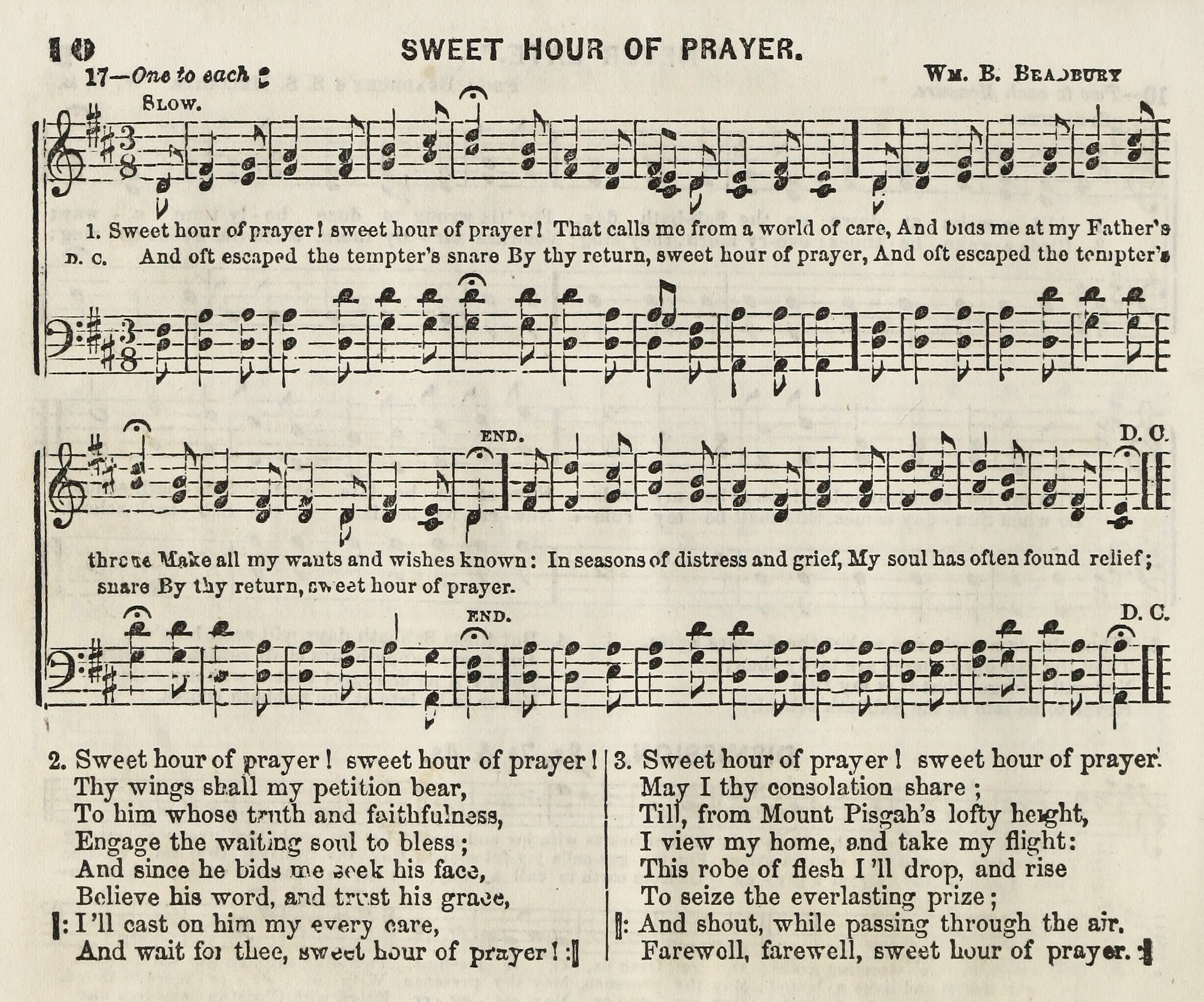 Fig. 4.   Golden Chain of Sabbath School Melodies  (NY: Ivison, Phinney & Co., 1861).