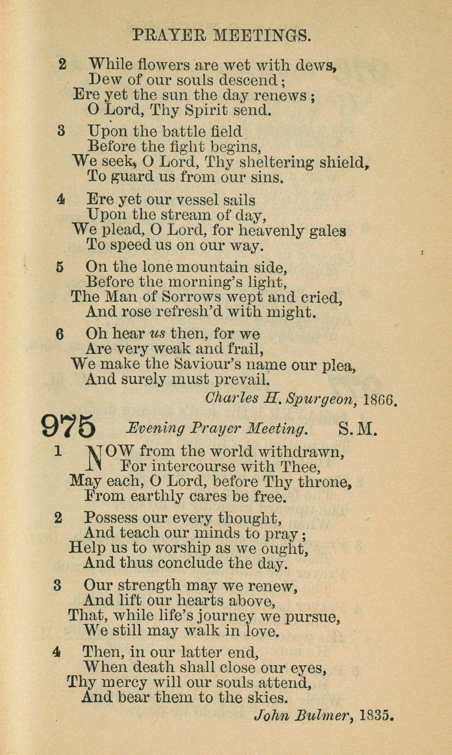 Fig. 1.   Our Own Hymn-Book  (London: Passmore & Alabaster, 1866).