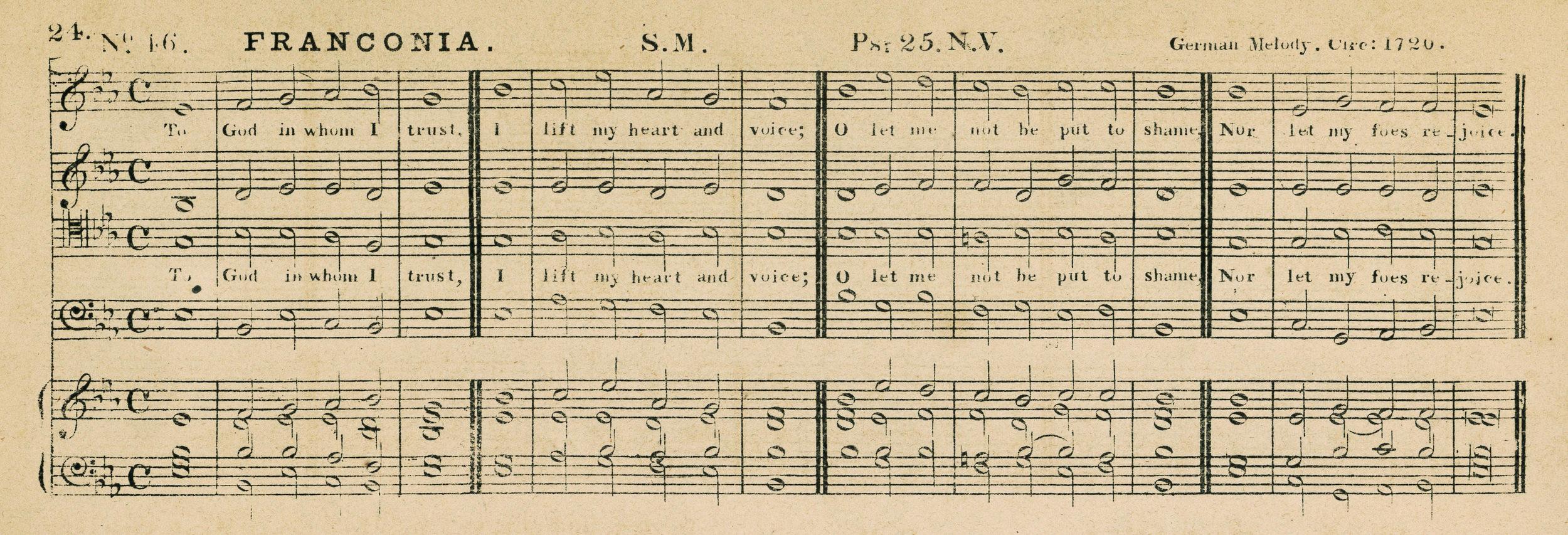 Fig. 4.  William Henry Havergal,  Old Church Psalmody , 3rd ed. (London: J. Shepherd, 1853).