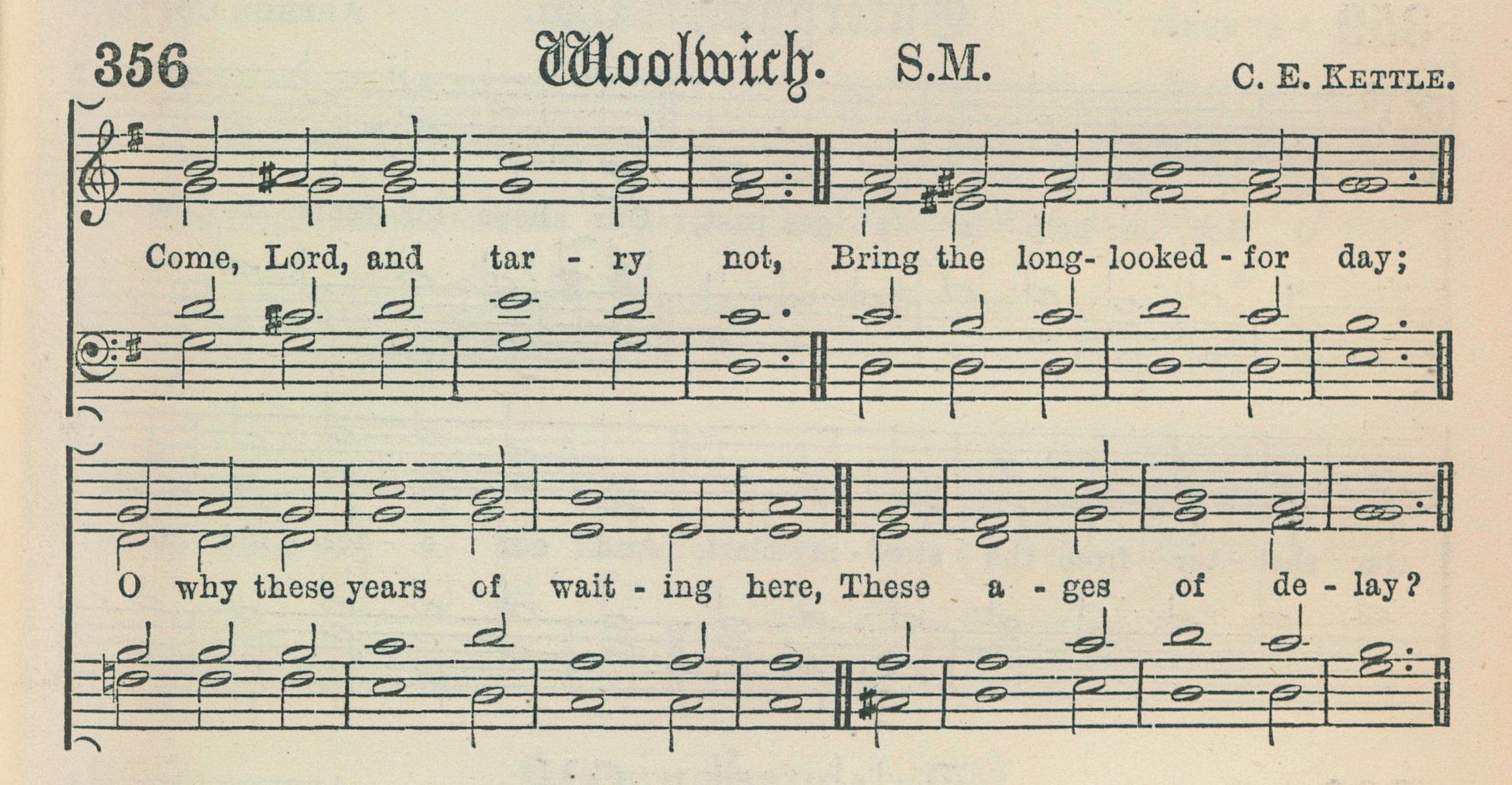 Fig. 3.   Bristol Tune Book , Second Series (London: Novello & Ewer, 1881).