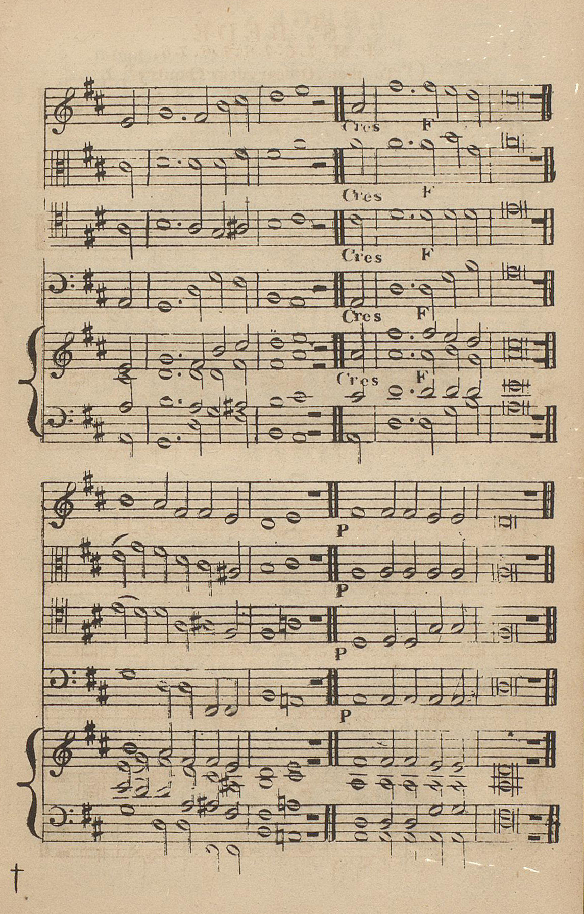 Fig. 8.  John Grey,  Manual of Psalm and Hymn Tunes  (1857).