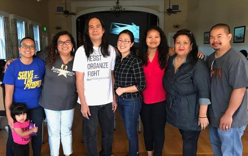 APALA - Asian Pacific American Labor Alliance -
