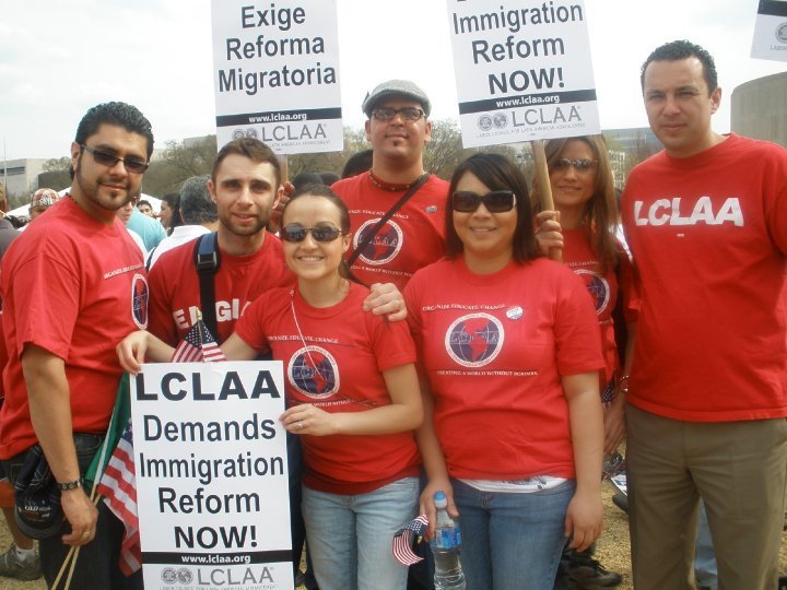 LCLAA - Labor Council for Latin American Advancement -