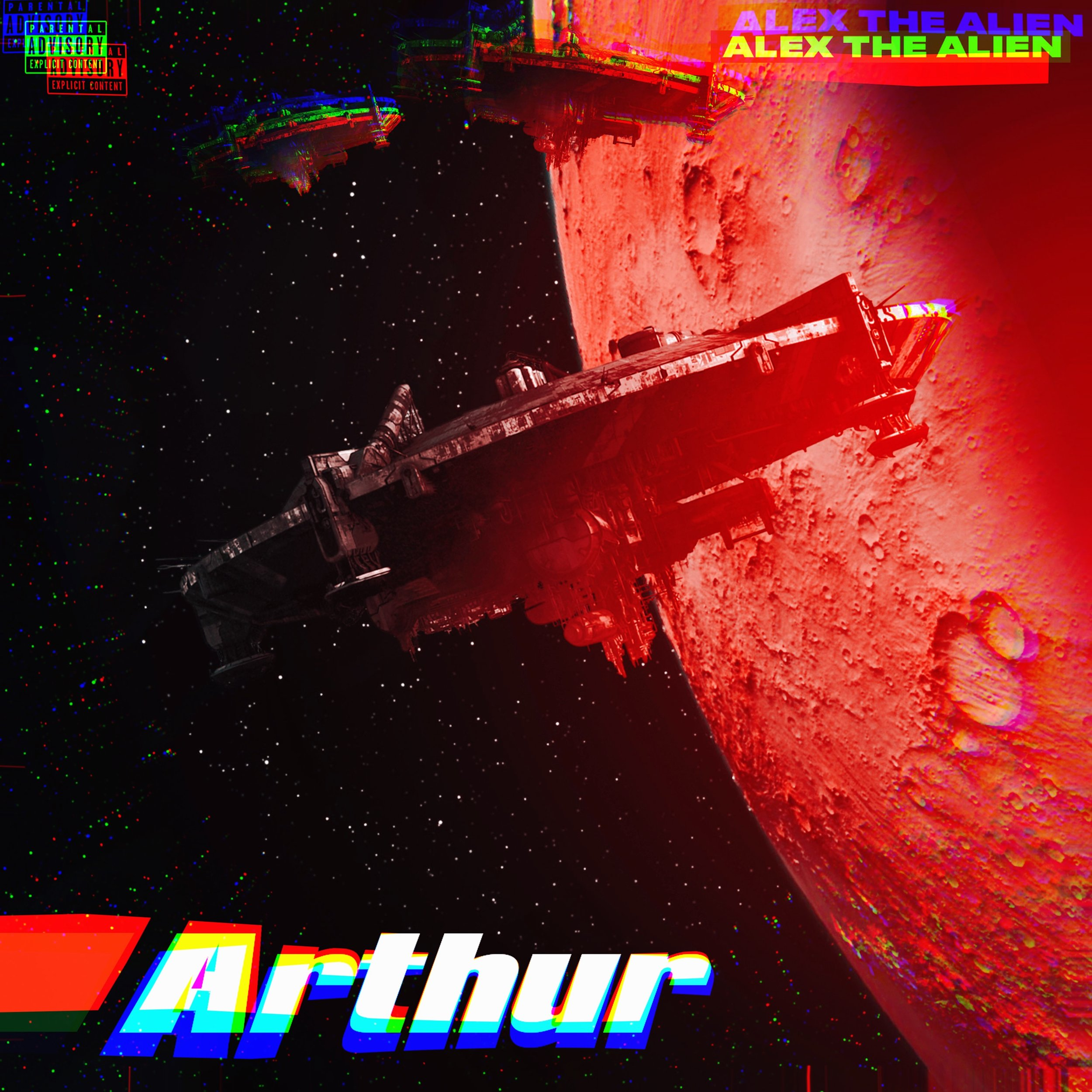 "Alex The Alien Releases Single ""Arthur"" Available on All Platforms! - @Alextheealien"