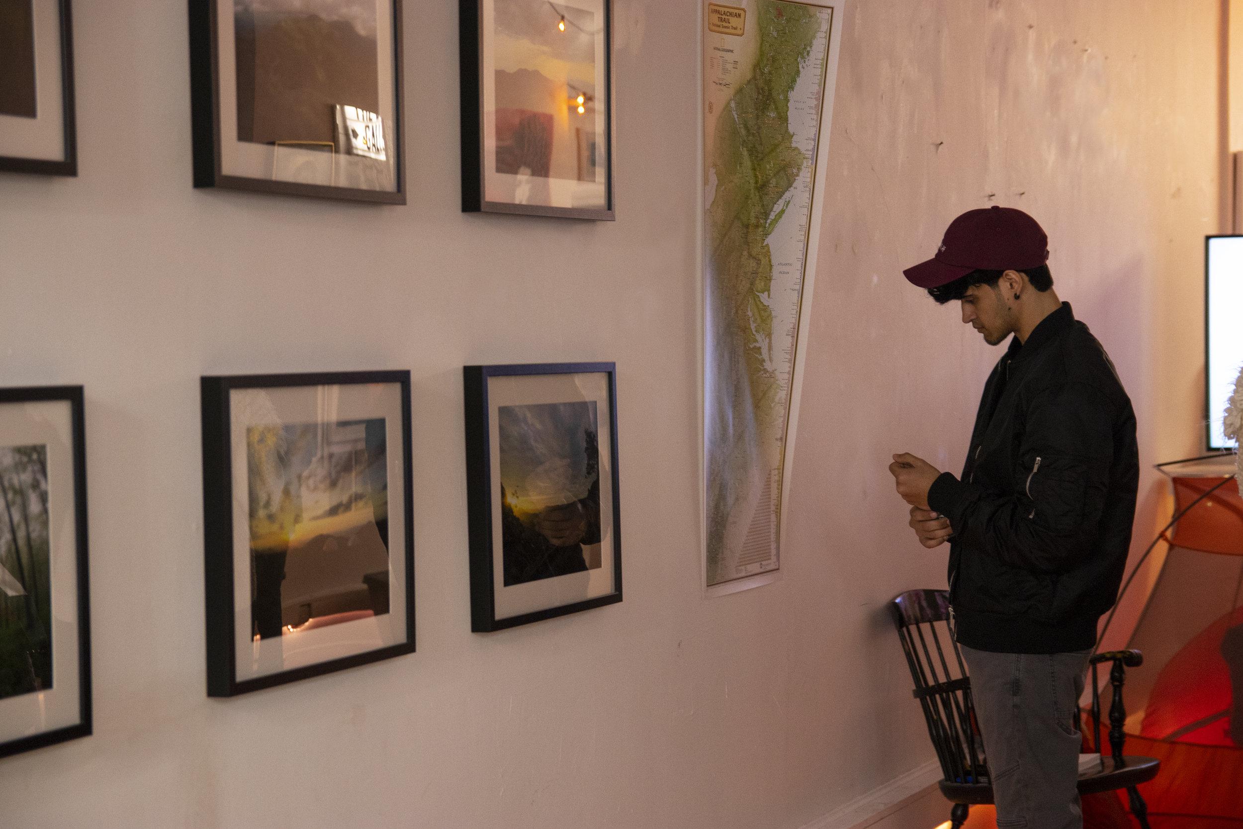 Through & Thru at Gallery L, Montclair, NJ