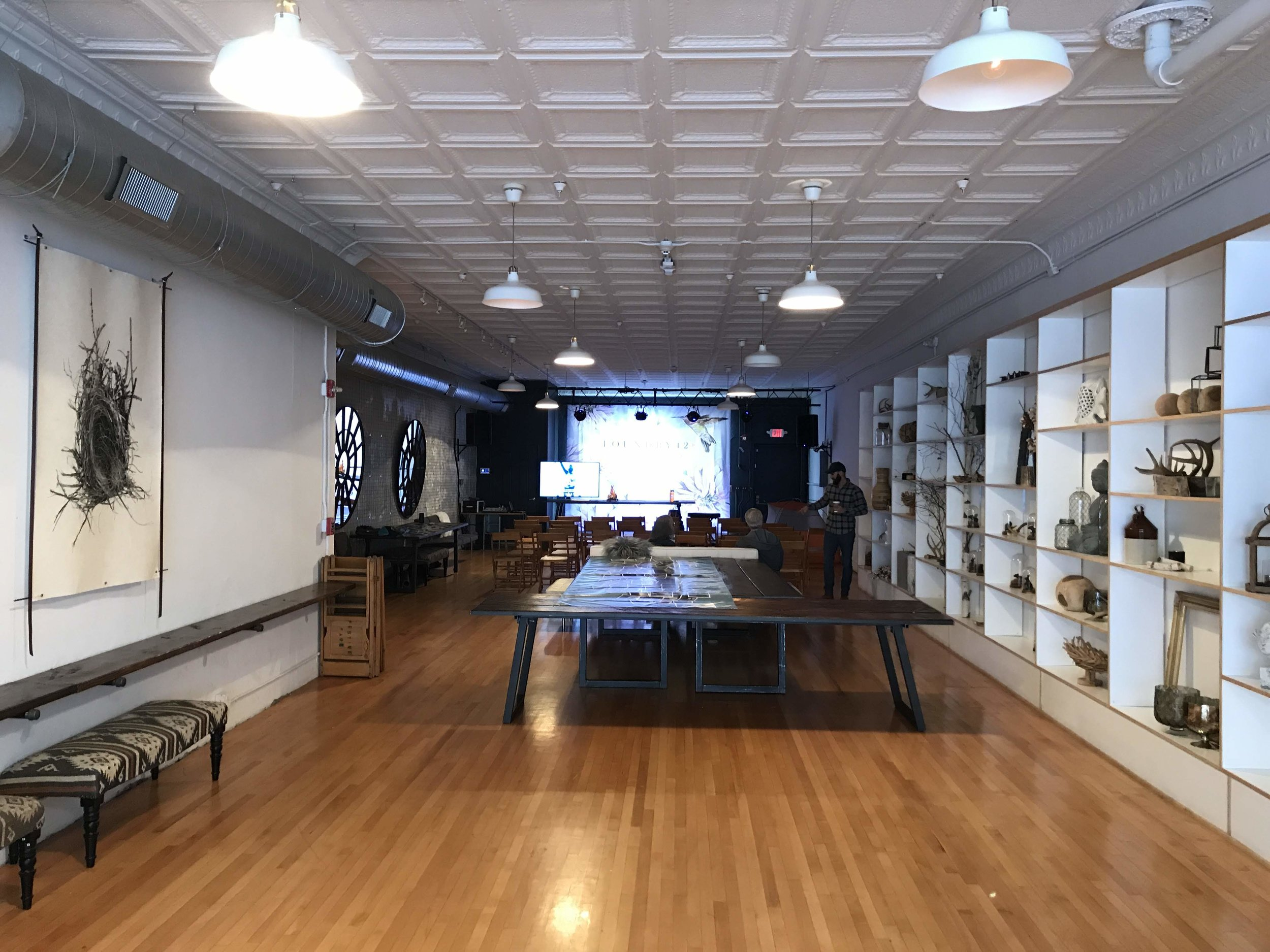 Through & Thru at Foundry42+, Port Jervis, NY