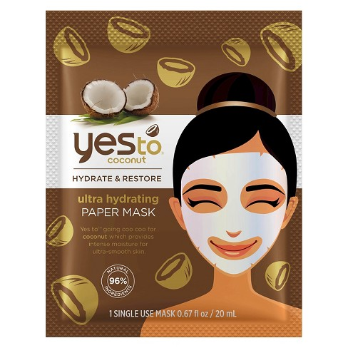 Yes to Coconut Mask