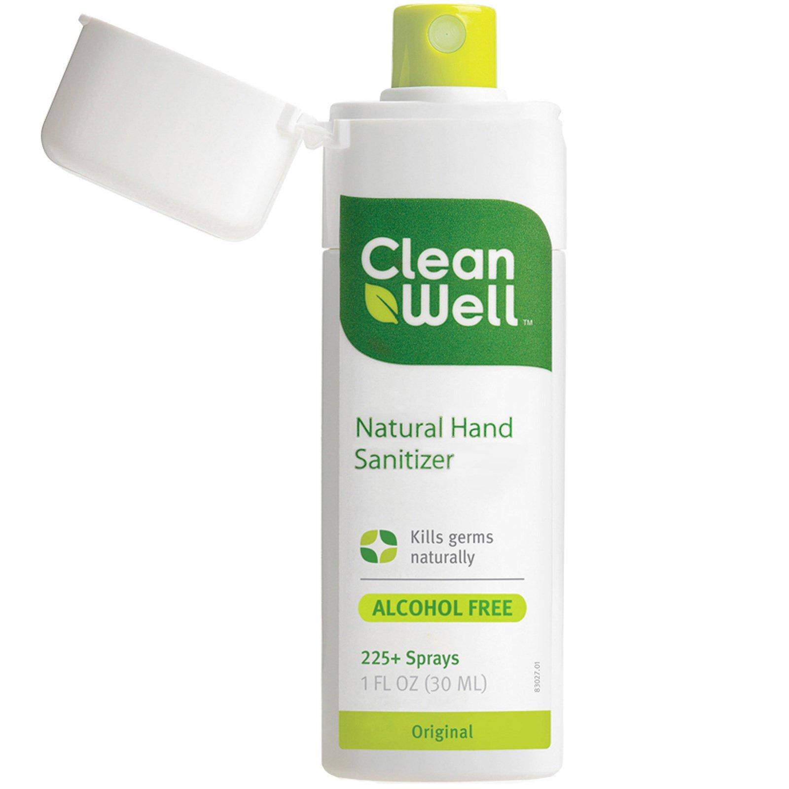Clean Well Hand Sanitizer