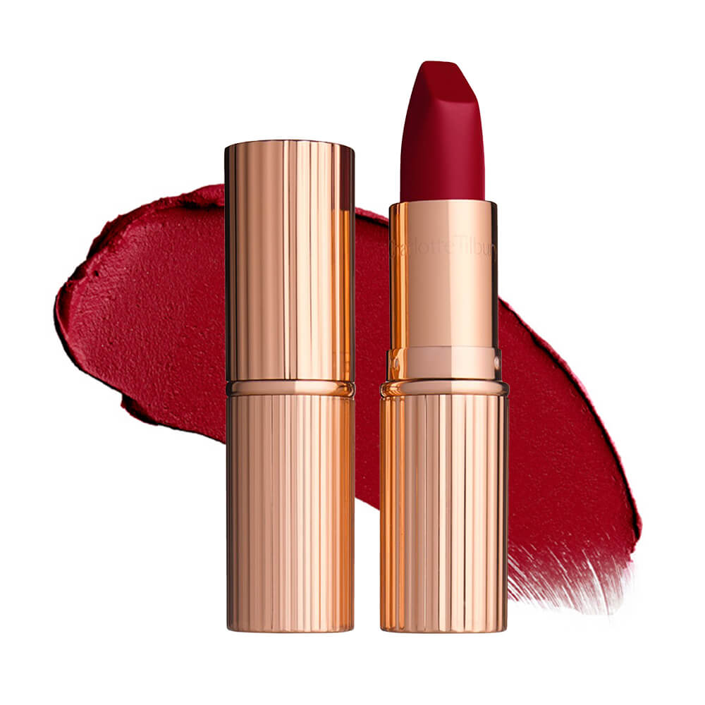 CT Red Lipstick