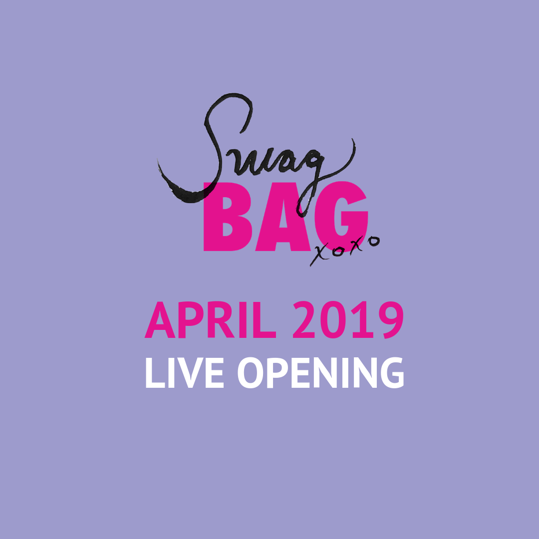 LET'S OPEN TOGETHER LIVE ON FRIDAY, APRIL 12TH 😍 - 4pm pst | 6pm cst | 7pm estRight here on jamiemakeup.com/swagbagWe'll talk swag bag products 🛍️, how to get the most out of them, have discounts 💰, giveaway prizes 💄, and even more surprises. Watch live to get in on the fun. Can't wait. 😏