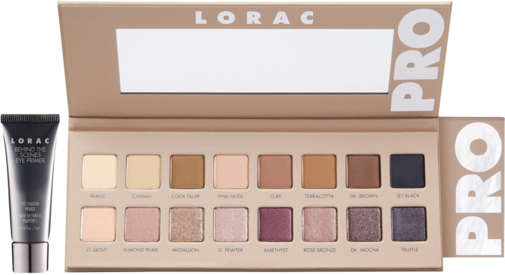Lorac Behind the Scenes Eye Primer and Pro Palette 3   LORAC CODE:    Jamie15    for 15% off
