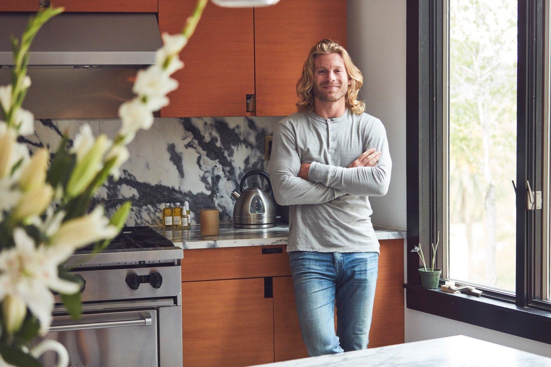 Derek Chase, Flora + Bast Founder