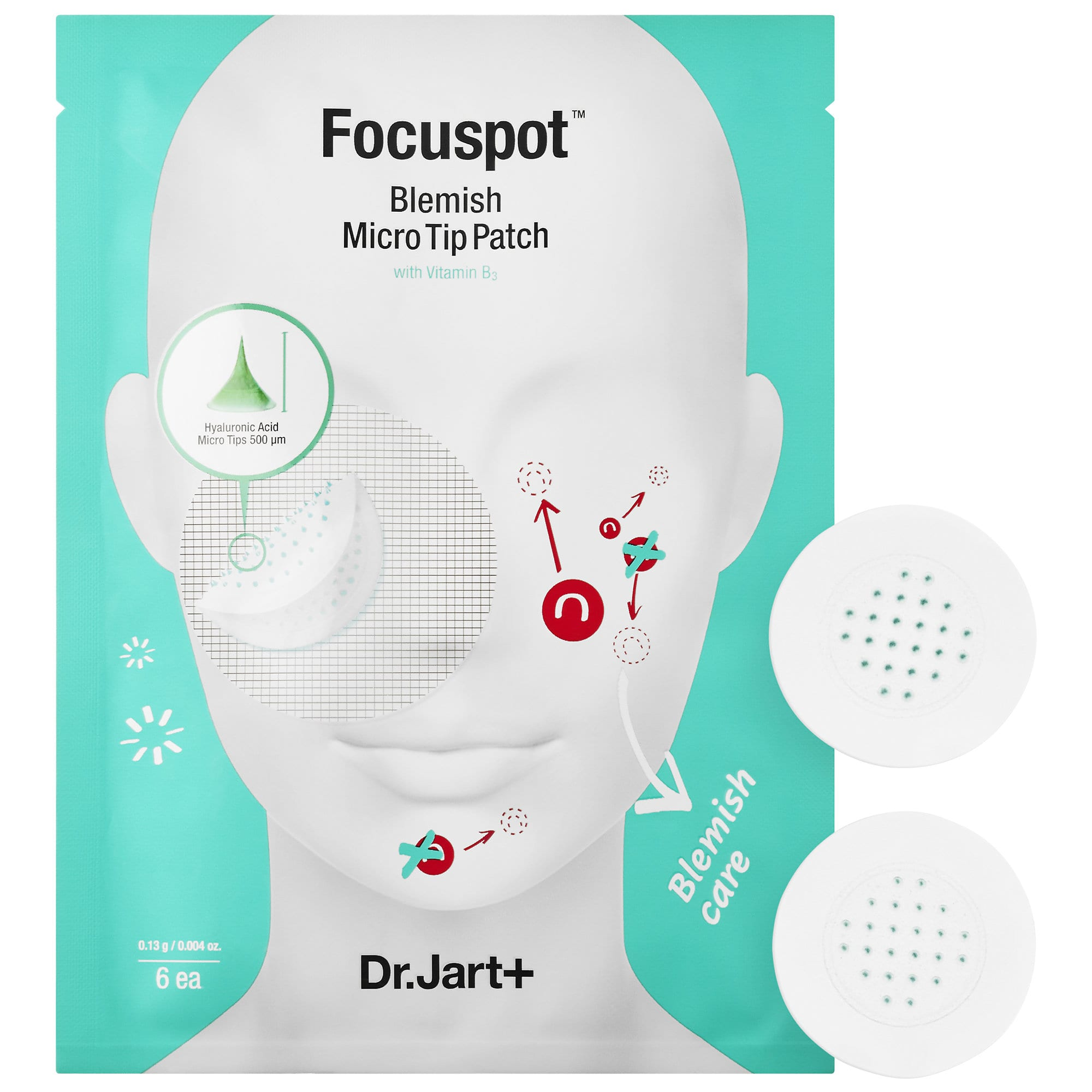 Focusspot Micro Tip Patches