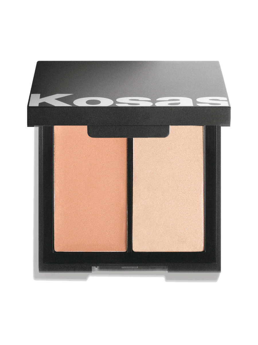 Kosas Blush Bronzer / Highlighter Duo