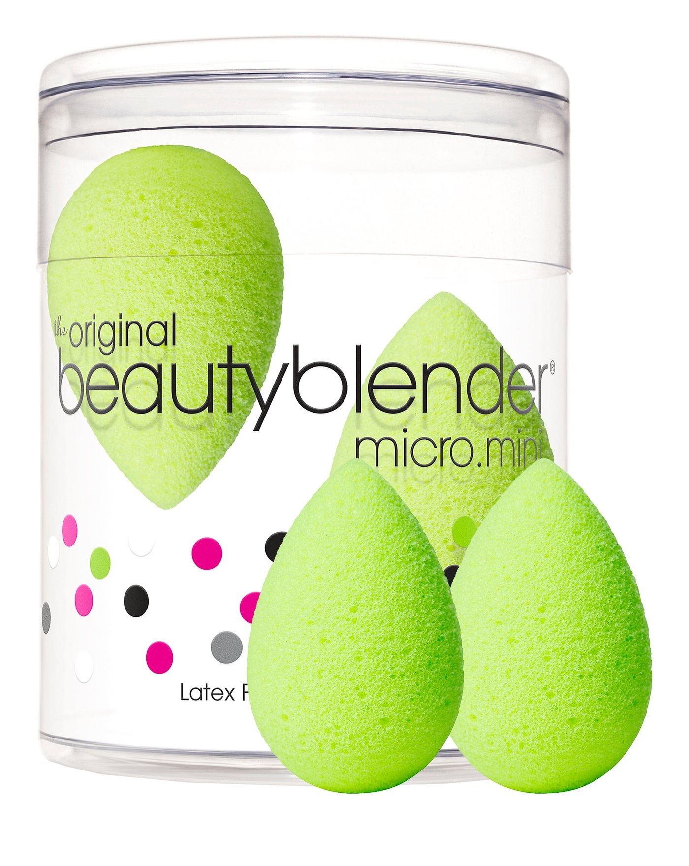 Beauty Blender Micro Mini Lime Duo