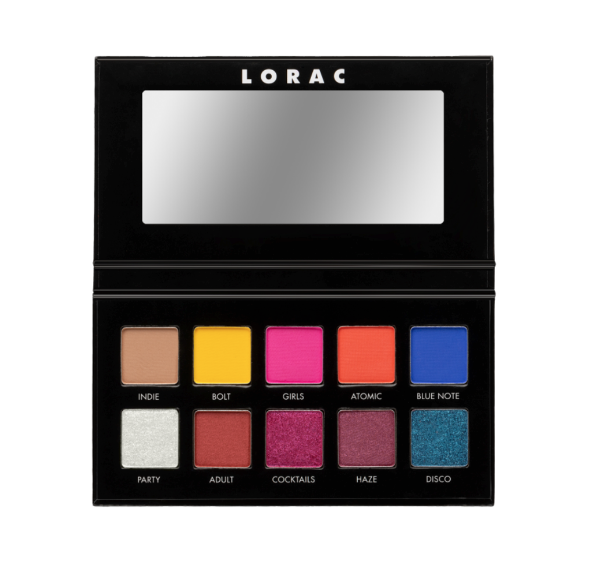 LORAC Neon Lights Palette