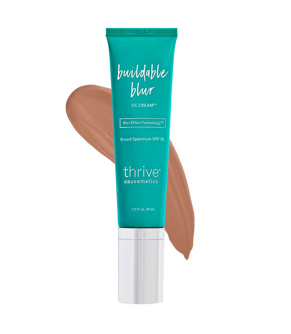 Thrive Buildable Blur CC Cream
