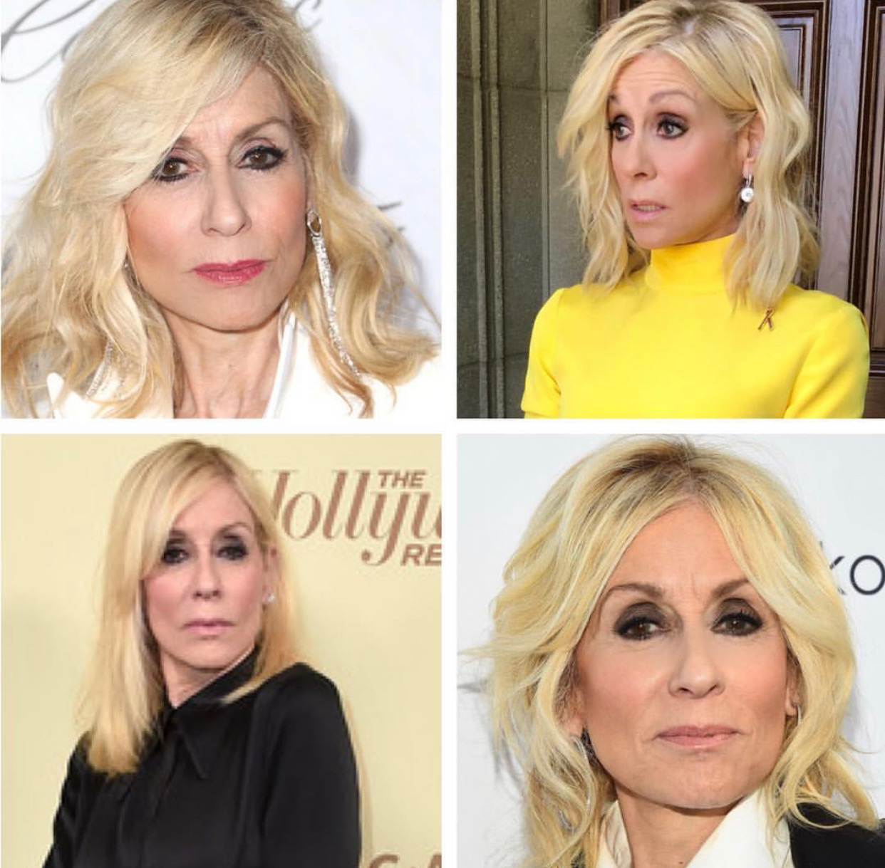 Judith Light: one of my amazing clients and a woman who knows that you can wear WHATEVER. YOU. WANT.