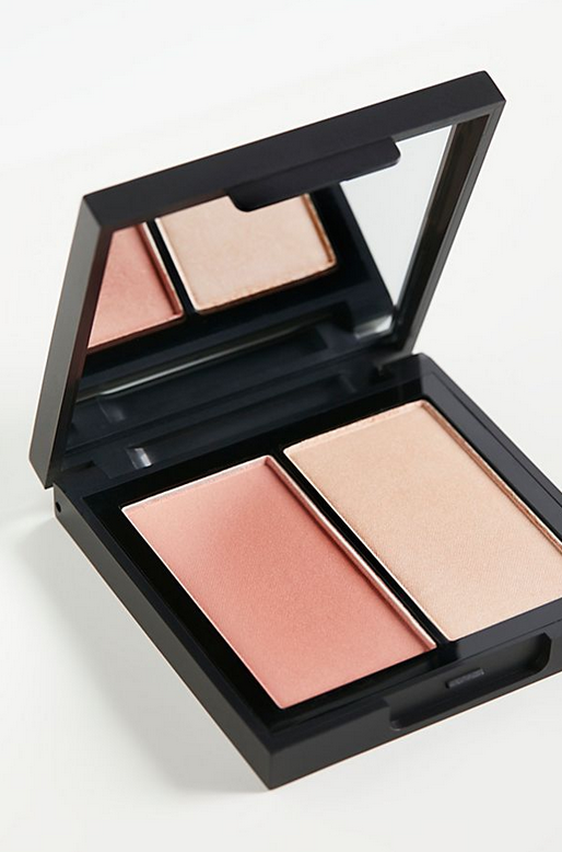 Kosas cream blush and highlighter palettes are so nice. SO NICE.