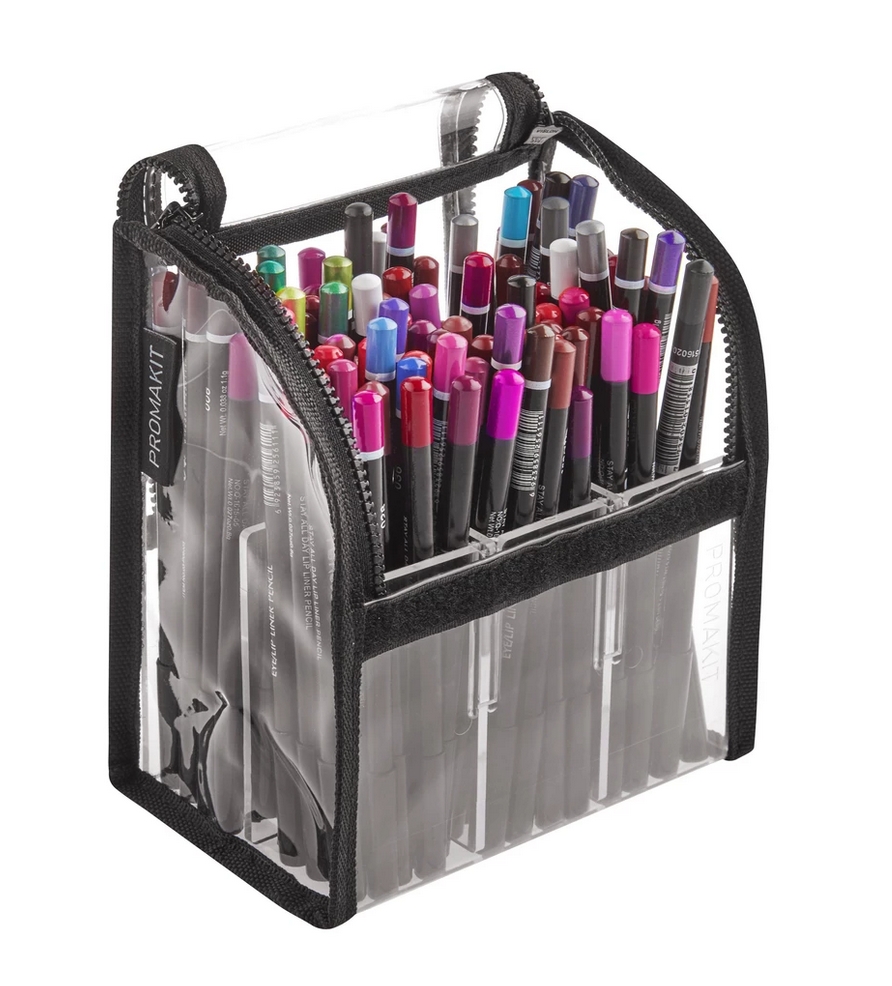 Proma Kit Compartment Makeup Bag