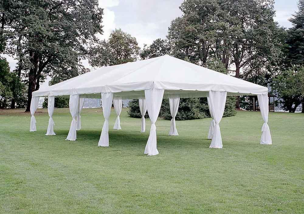 Tent Leg Skirt Rentals