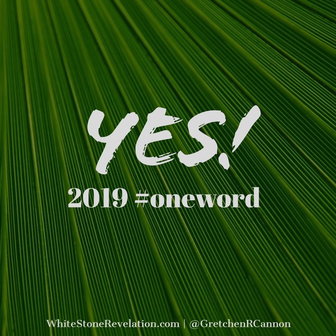 Yes OneWord 2019