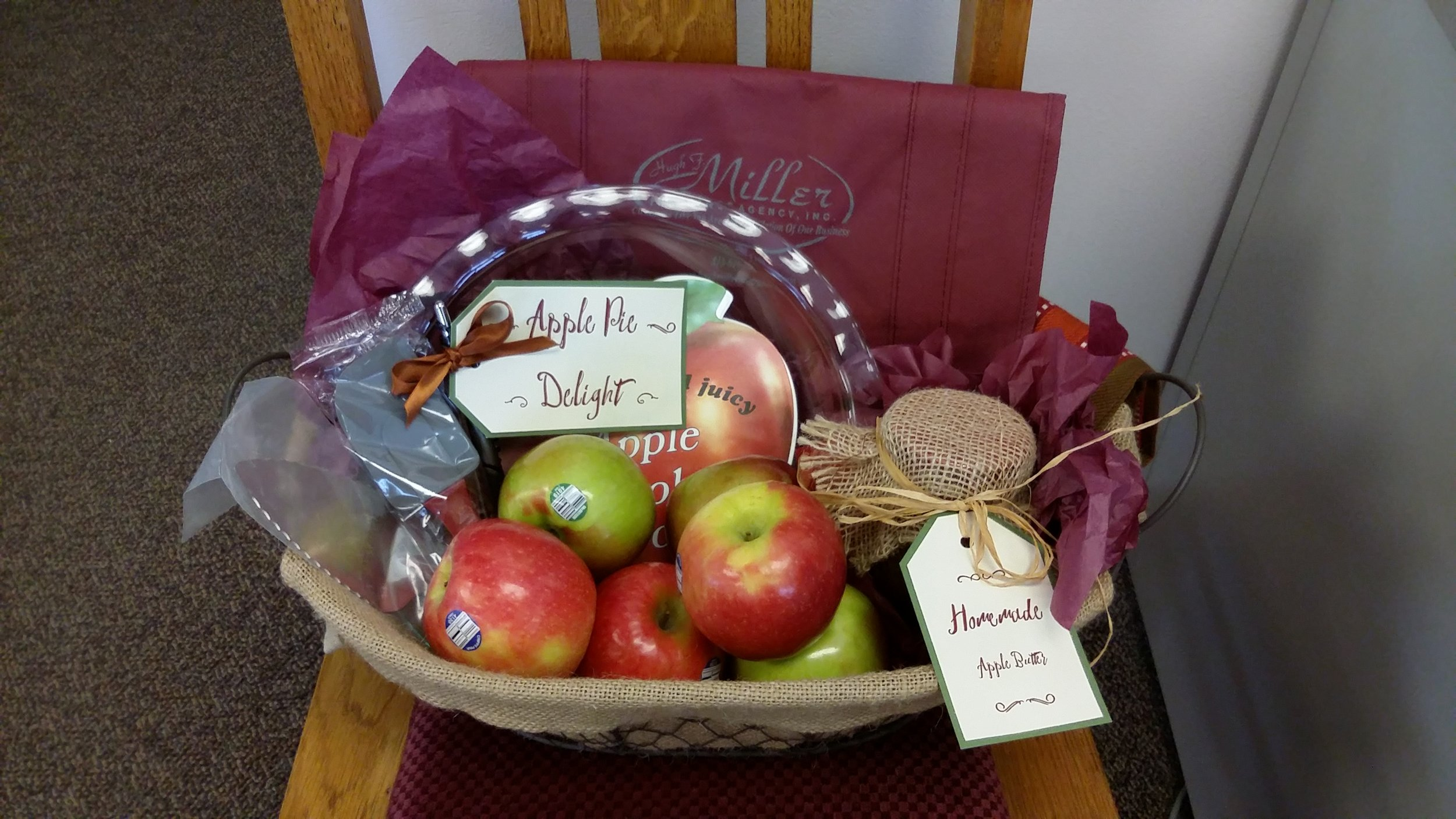 Donation Basket for Community