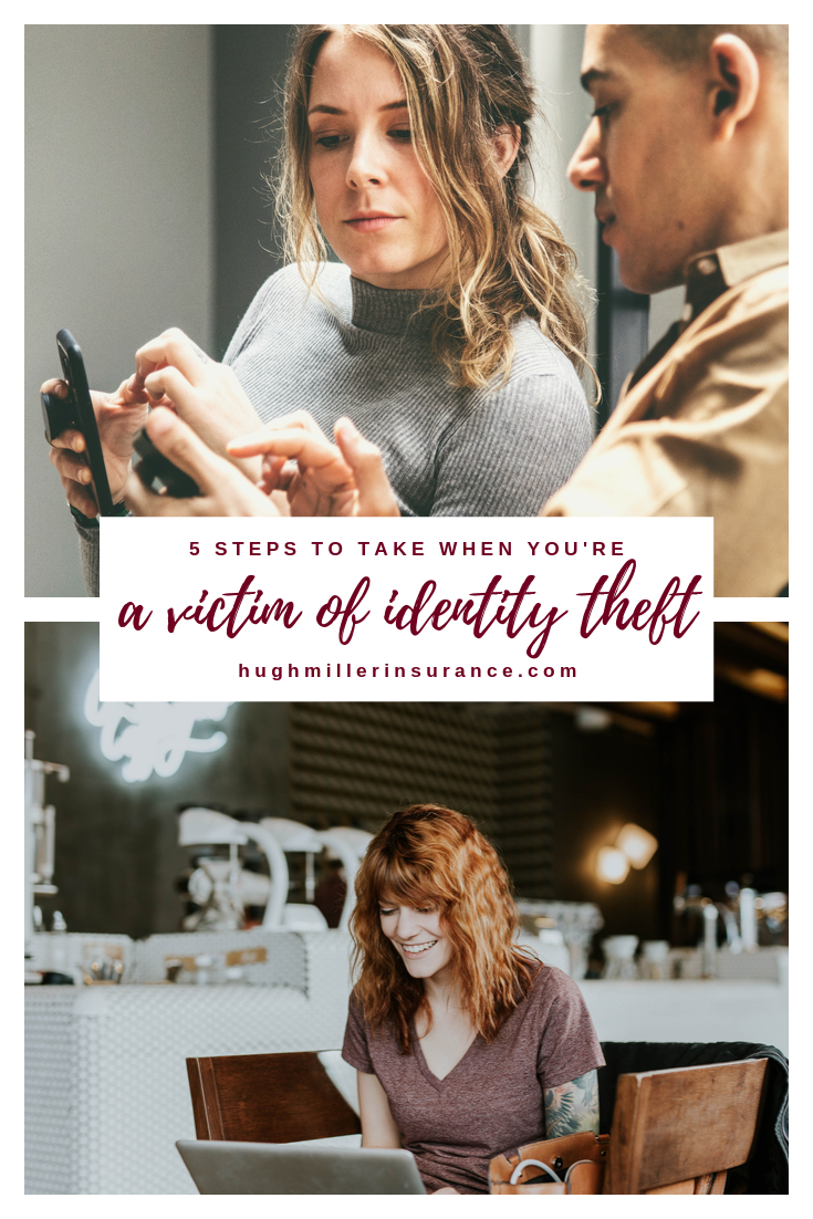Hugh F Miller Insurance Agency Victim of Identity Theft.png