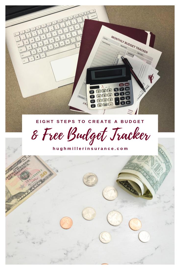 Hugh F Miller Insurance Agency Create a Budget free budget tracker.png