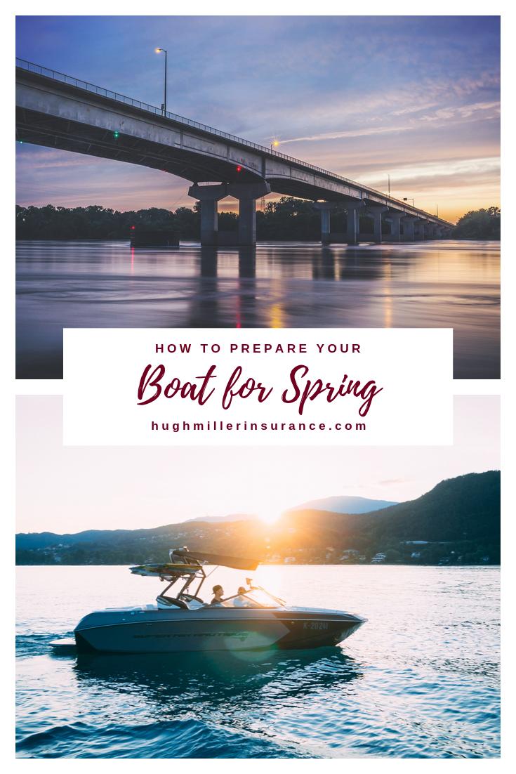 Hugh F Miller Insurance Agency Prepare Boat for Spring.png