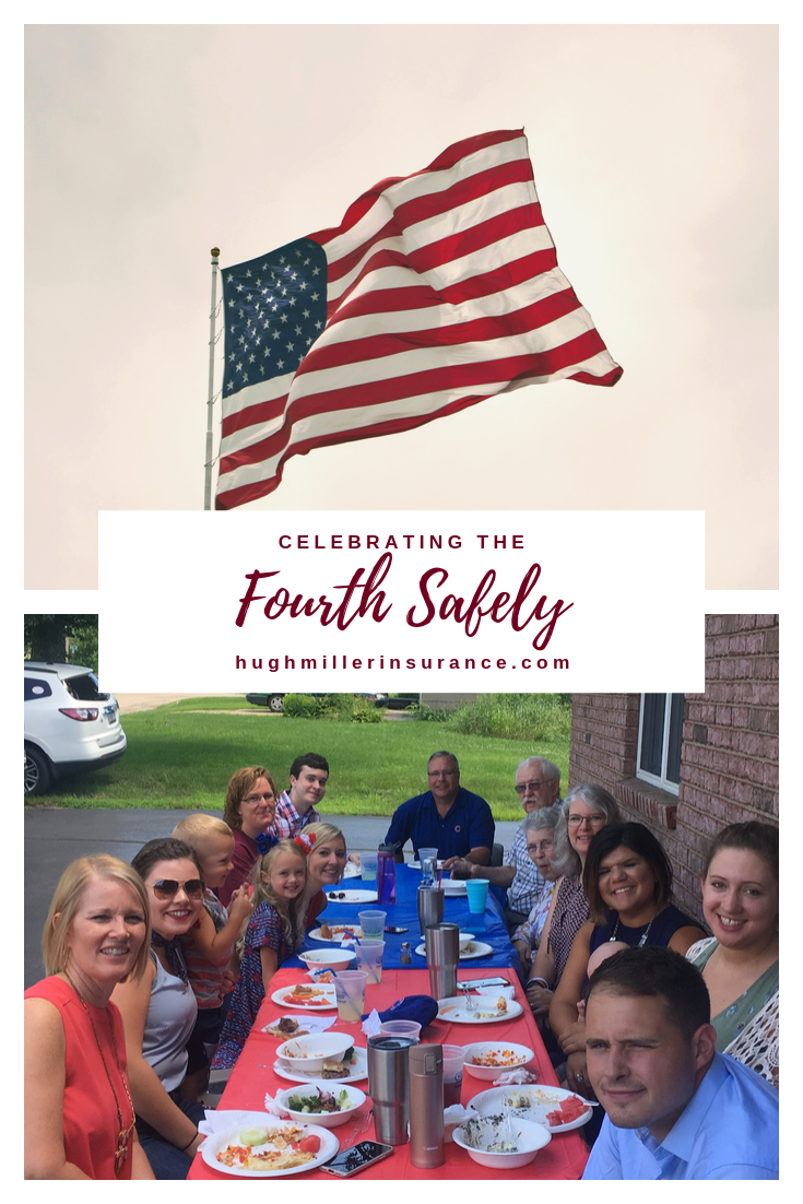 Hugh F Miller Insurance Agency Fourth of July Safety.png